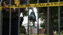 Protestors Begin to Target Confederate Monuments
