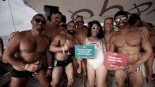 """Festival gay em Noronha ressalta importância da tolerância: """"Ser quem você quiser"""""""