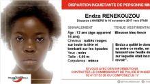 Angers : disparition inquiétante d'une fillette de 12 ans