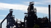 Worker dies in 'incident' at Tata Steel site in south Wales
