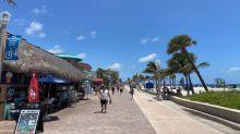 Miami: Los aviones llegan completos con argentinos en plan de vacaciones y algo más
