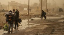 Exclusive: Iraqi commanders examined strategy shift to avert Mosul war of attrition