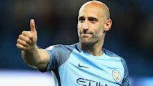 Zabaleta completes West Ham move