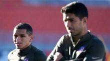 El uruguayo Torreira completa su primer entrenamiento con el Atlético