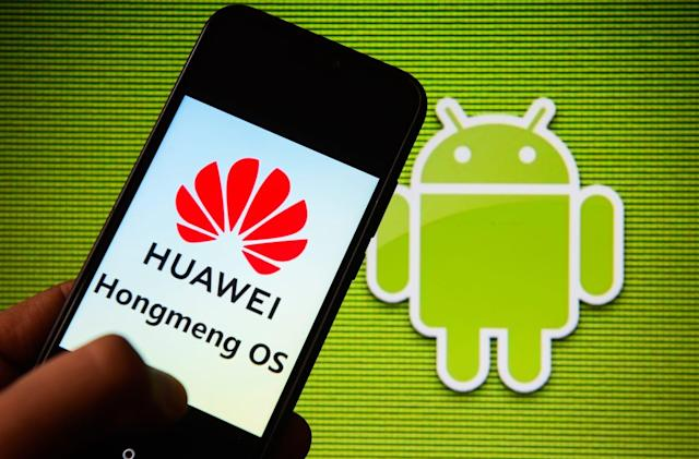 Huawei's supposed Android alternative isn't meant for smartphones