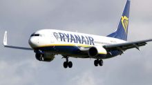 RAF jets scrambled as Ryanair flight makes emergency landing at Stansted after 'security alert'