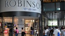 Robinsons Singapore to reopen as an online department store in June