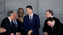 Cristiano Ronaldo's New Statue Doesn't Look Much Like Him