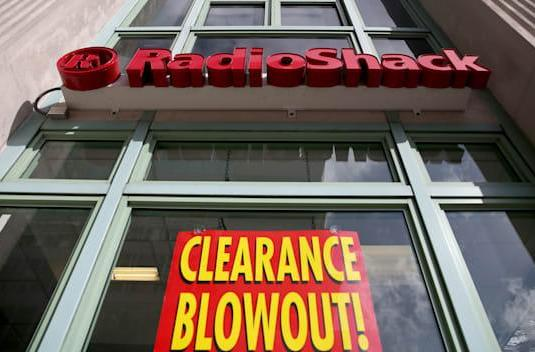 RadioShack files for bankruptcy as Sprint eyes its stores