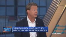 Verizon CEO: We want to be the first in the world with 5G