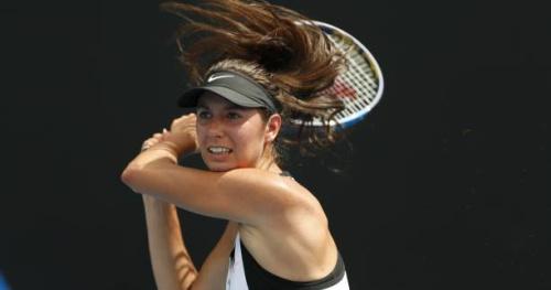 Tennis - Environ 400 000 euros d'aides fédérales pour Océane Dodin