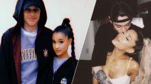 Pete Davidson Just got TWO Ariana Grande Tattoos!