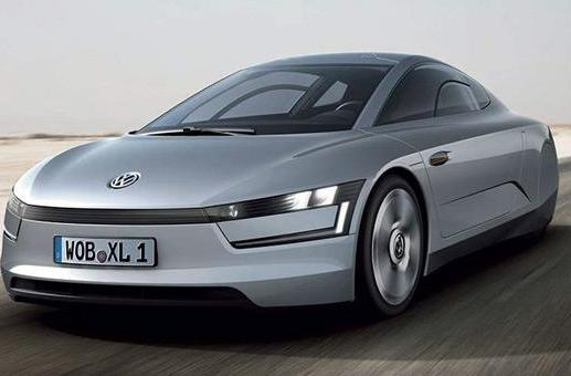 Volkswagen's XL1 concept plug-in diesel hybrid has 260MPG fuel efficiency, questionable aesthetics