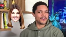 Trevor Noah Taunts 'Aunt Becky' Lori Loughlin After Her Plea Deal