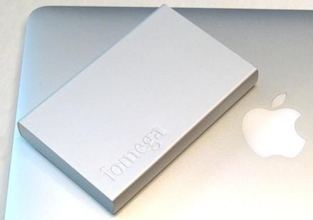 Iomega eGo Helium Portable Hard Drive: Small, solid and secure