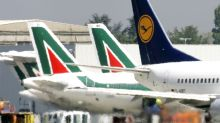 Lufthansa, 6 others bidding to take over bankrupt Alitalia