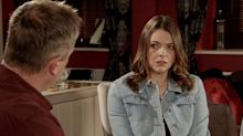 Tracy makes a damning confession to Steve