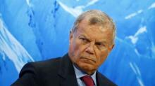 WPP to cut Sorrell's pay in 2017 after investor backlash