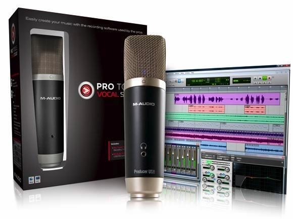 M-Audio and Digidesign team up for $99 Pro Tools, hardware bundles