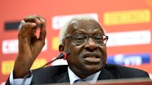 Lamine Diack sentenced to four years in prison for soliciting £3.15m in bribes