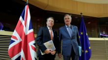 Exclusive: 'Big progress' in Brexit talks leaves EU seeing trade deal closer - sources