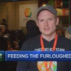 This nonprofit is helping feed federal workers during the...