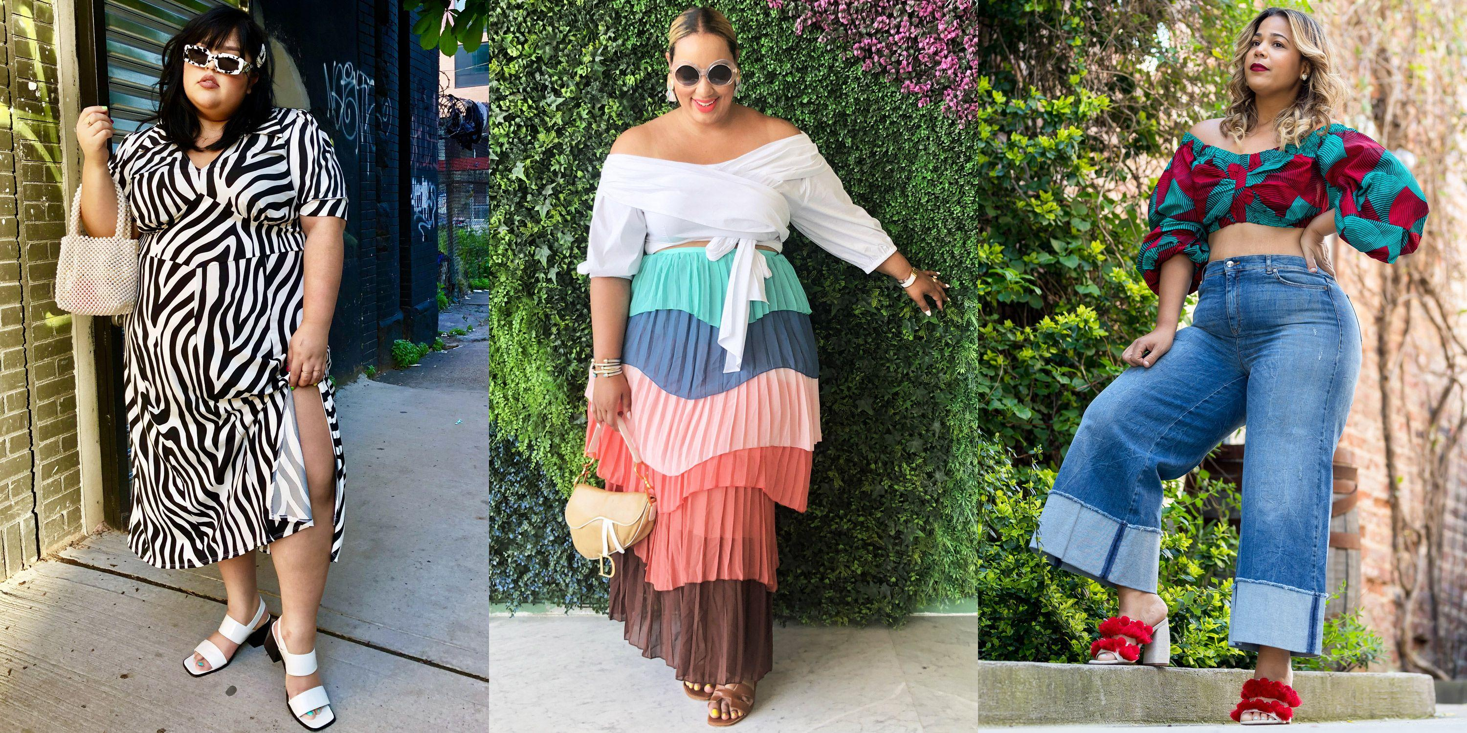 616b240bca Chic Summer Outfit Ideas to Highlight Your Curves