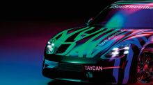 The Porsche Taycan EV Is Coming into Clearer Focus