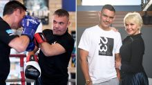 Ugly family split behind famous father's Tszyu-Horn fight snub