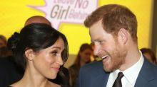"""""""Prinz Hairy"""": So süß achtet der Royal auf die Frisur von Herzogin Meghan"""