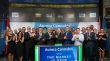 Aurora Cannabis Inc. Opens the Market