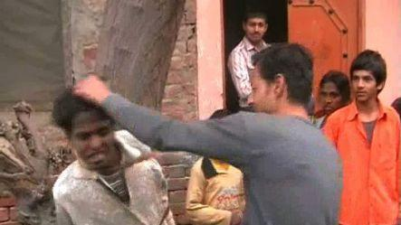 Caught on cam: Inhumane treatment for thief in Amritsar