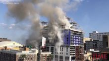 New Orleans Officials Demolish Cranes With Explosives After Deadly Collapse of Hard Rock Hotel
