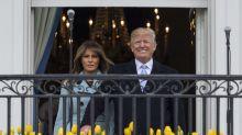 """Melania Trump """"infeliz y harta de su vida"""""""