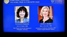 Le Nobel de chimie à un duo de chirurgiennes des gènes, dont une Française
