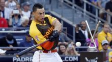Giancarlo Stanton will defend his crown in the 2017 Home Run Derby