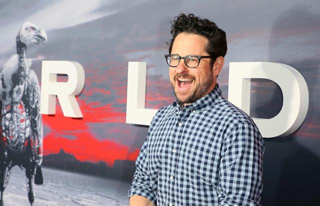 J.J. Abrams' Bad Robot expands into gaming with China's Tencent