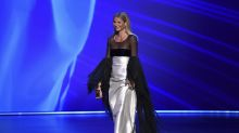 Emmys viewers can't stop laughing at Gwyneth Paltrow's awkward shuffle across the stage