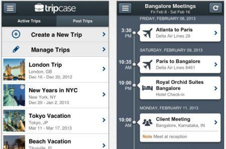 Daily iPhone App: Tripcase hits version 3.0