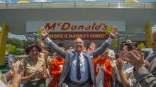 'Fome de Poder' mostra transformação de McDonald's em potência
