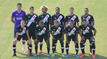 Sub-20 do Vasco consegue terceira vitória seguida na Taça Guanabara