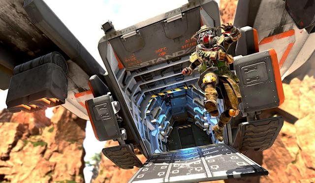 'Apex Legends' celebrates its first year with a new melee-focused hero (updated)