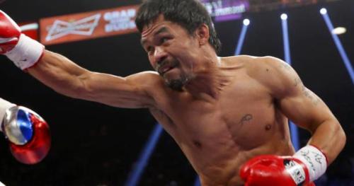 Boxe - Le combat Pacquiao-Horn confirmé par les organisateurs