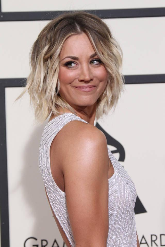 Kaley Cuoco The Big Bang Theory Beauty Völlig Durch Den Wind