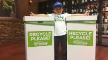 Boy, 7, Saves $10K for College After Starting Recycling Business