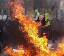 Paris luxury stores looted, burned in 'yellow vest' riots