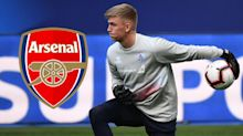 Arsenal complete £1m deal to add goalkeeper Runarsson on four-year deal