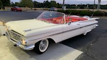 1959 Chevy Impala Sells For $135K