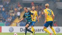 Hertha BSC : Hertha BSC: Duda sucht sein Glück jetzt am Rhein