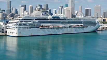 2 Cruise Passengers Dead as Coral Princess Ship with Coronavirus Cases Arrives in Miami